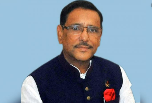 Quader warns BNP against anarchy over court verdict