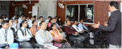 Seminar on Tourism Entrepreneurship held at IUBAT