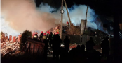 4 bodies found, 4 people missing in gas blast in Poland