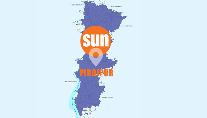 2 workers electrocuted in Pirojpur