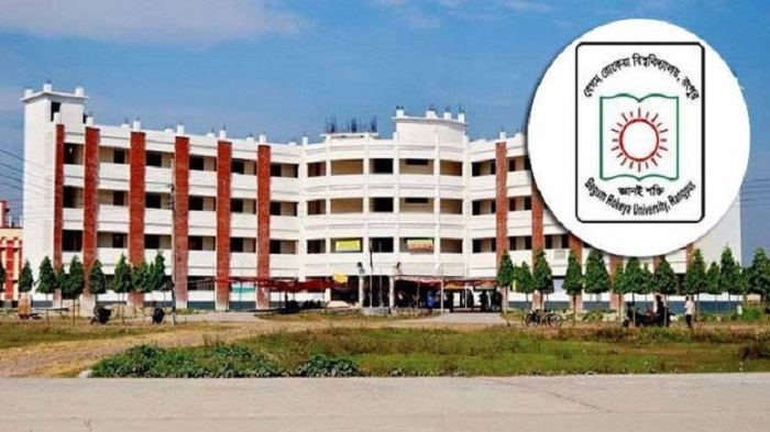 Rokeya University teacher's sister top in B unit entry test but failed in A, F units