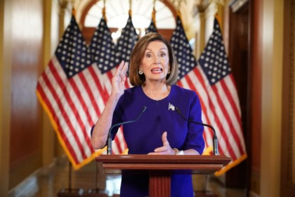 US House to draft impeachment charges against Trump: Nancy Pelosi