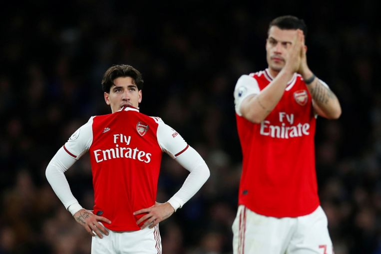 Brighton inflict more misery on Arsenal