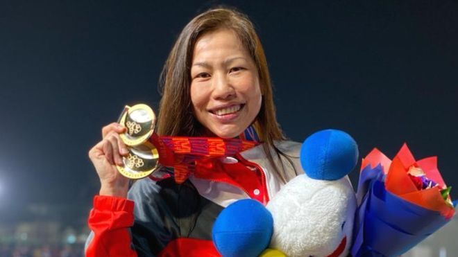SEA Games: Athlete finally wins gold - 38 years after debut
