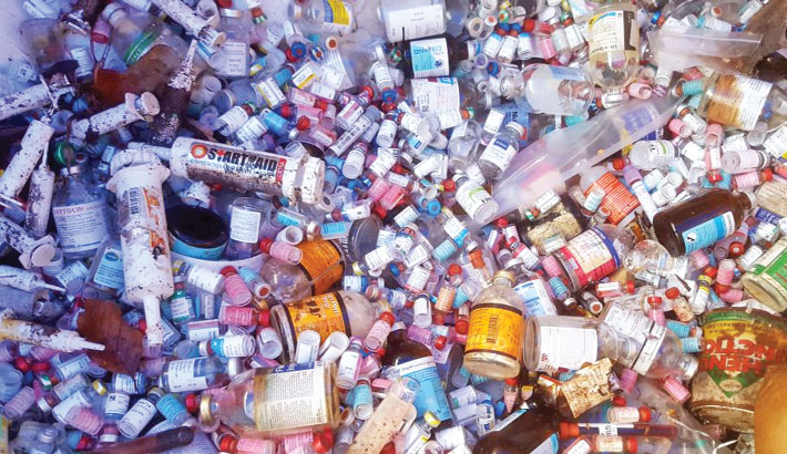 Medical Waste Management: Total Chaos
