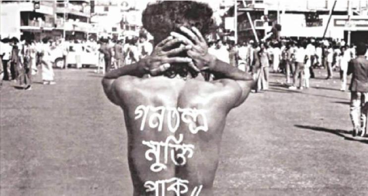 Democracy Day observed
