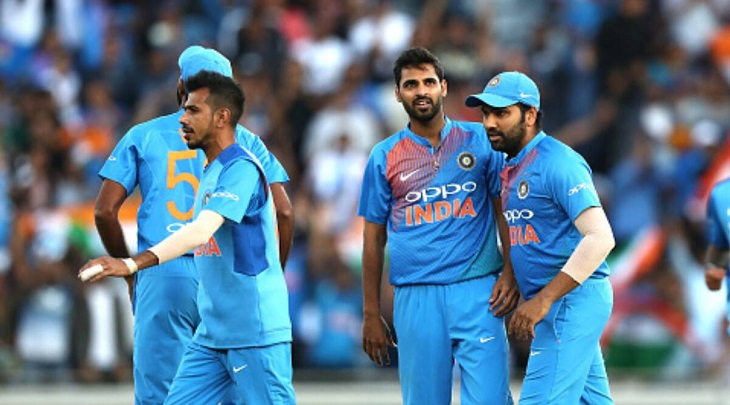 India win toss, opt to bowl in first West Indies T20