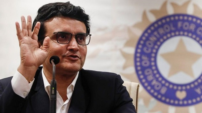Ganguly trashes strained relations with coach Ravi Shastri