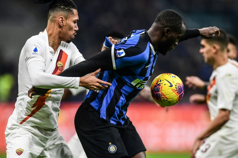 Inter held by Roma leaving Juventus clear to reclaim top spot in Serie A