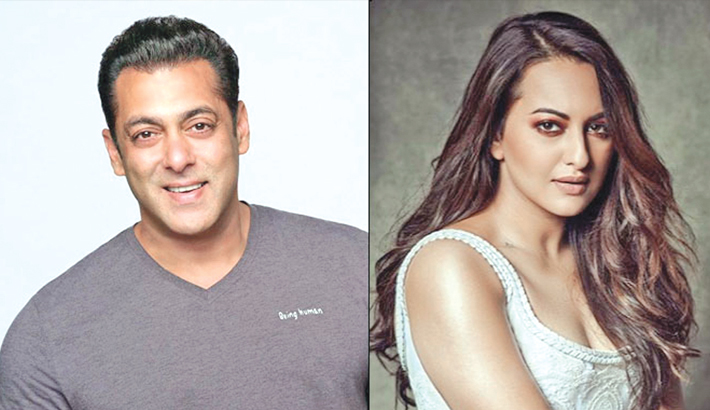 Salman isn't affected by his stardom: Sonakshi