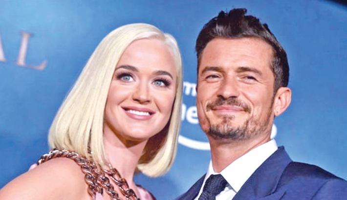 Katy, Orlando postpone their wedding