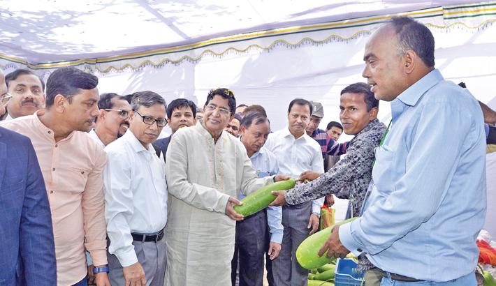 Farmers' Market to ensure safe vegetables