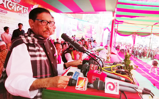 Devoted workers to be made Awami League leaders: Quader
