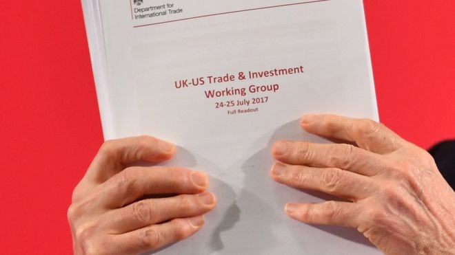 General election 2019: Reddit says UK-US trade talks document leak 'linked to Russia'