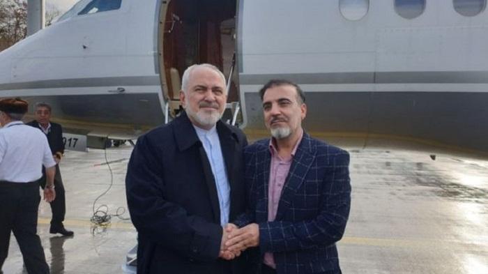 US and Iranian men released in 'prisoner swap'