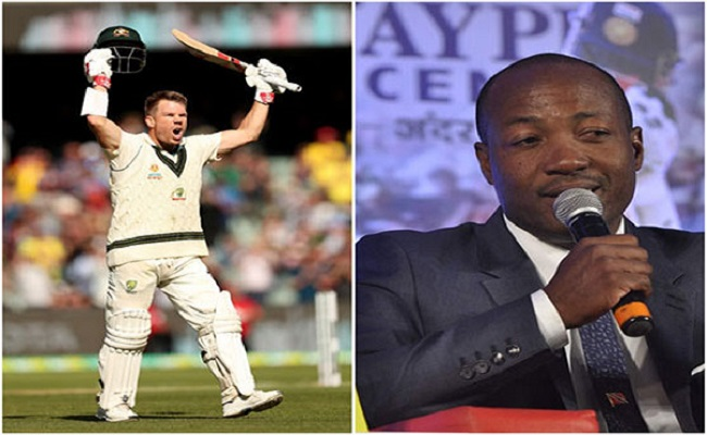 Warner should have had chance to go for 400: Brian Lara