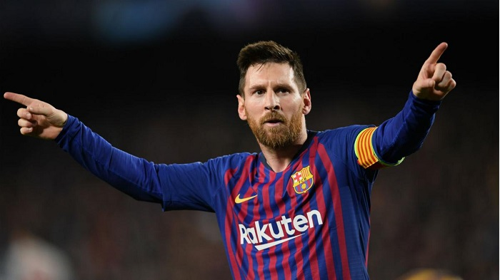 Lionel Messi wins La Liga Player of the Month for sixth time