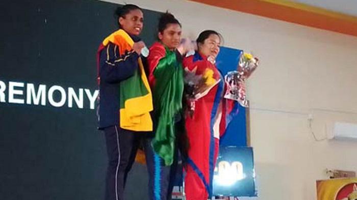 Simanta brings fifth gold medal for Bangladesh in South Asian Games
