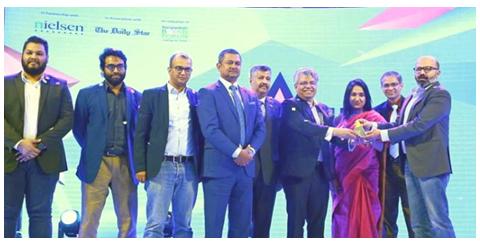 bKash wins Best Brand Award 2019