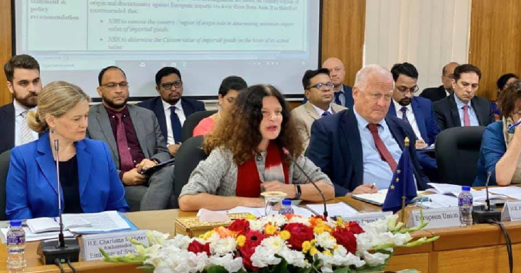 EU to work with Bangladesh to create conducive business environment