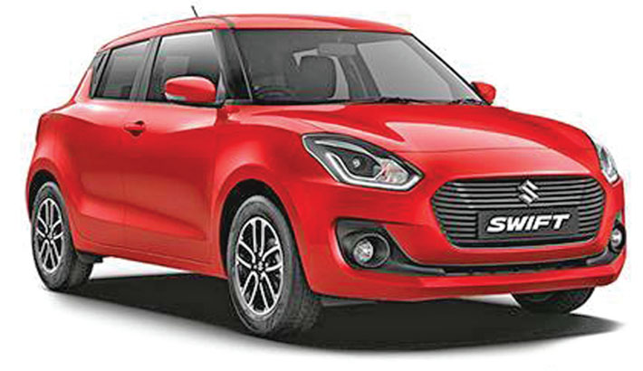 India's Maruti Suzuki recalls over 60,000 vehicles