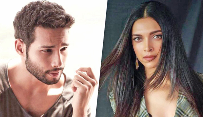 Deepika to romance Gully Boy actor Siddhant