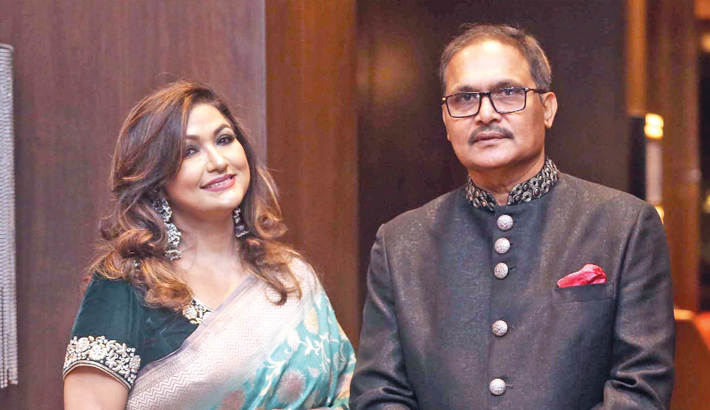 Mitali, Tapan enthrall audience