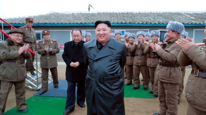North Korea carries out 'very important test'