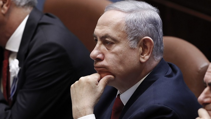 Netanyahu pushes annexation plan as new elections loom