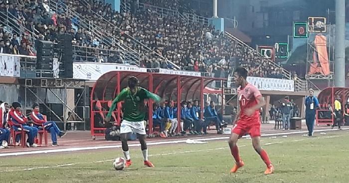 Bangladesh out of SA Games Football title race