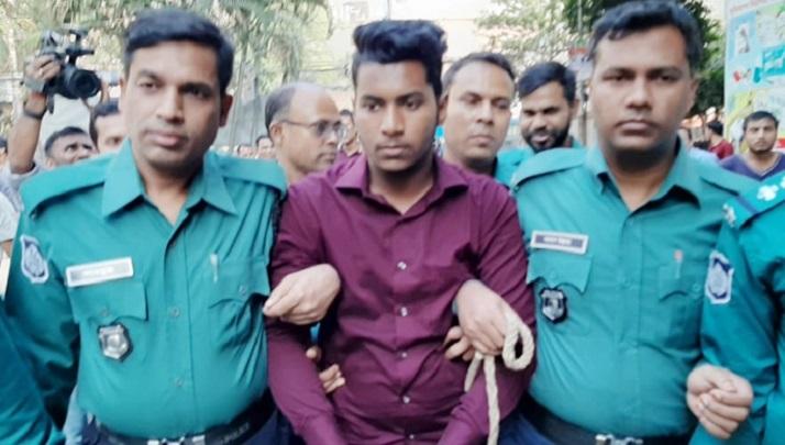 Rumpa's friend Saikat put on 4-day remand