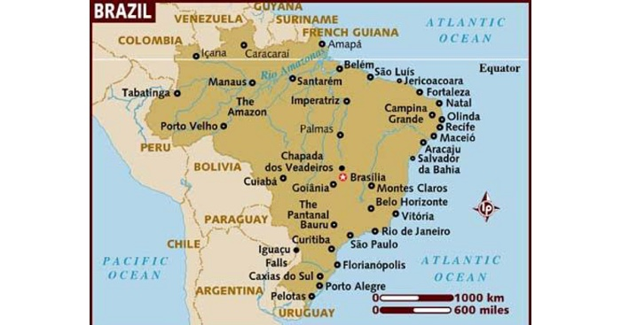 Gunmen target Brazil indigenous people, killing two