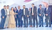 Bashundhara Tissue wins Best Brand Award