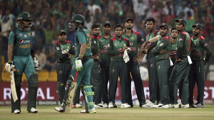 BCB likely to approach Pakistan for split series