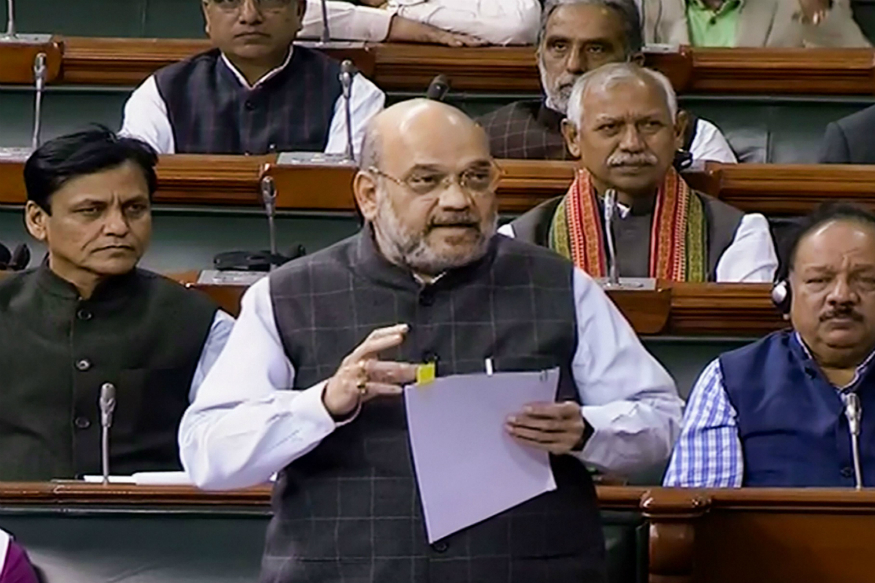 Indian parliament votes in favour of introducing Citizenship Bill