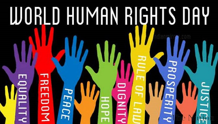Int'l Human Rights Day Tuesday