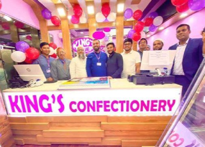 Kings Confectionery launches new outlet in city