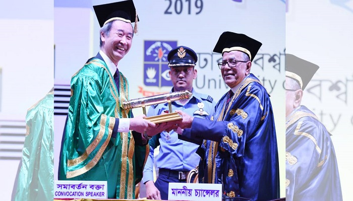 Universities turning into business institutions: President