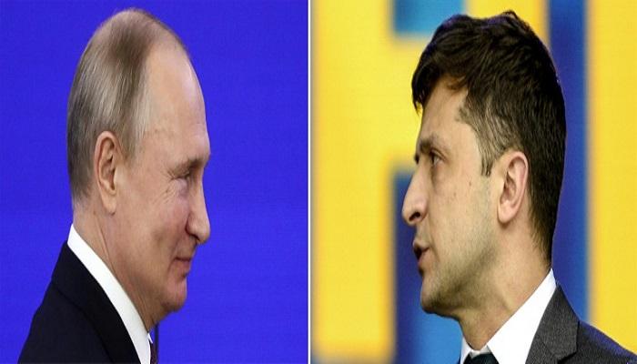 Putin set for landmark Paris talks on Ukraine conflict
