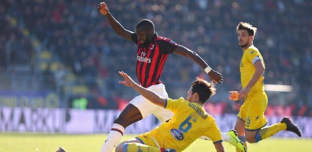 AC Milan fan stabbed in fight over players' shorts – reports