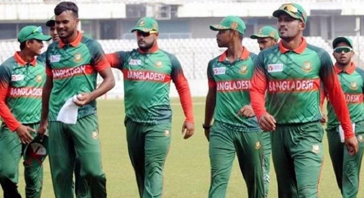 Bangladesh bat on target of 123 against Sri Lanka to secure gold