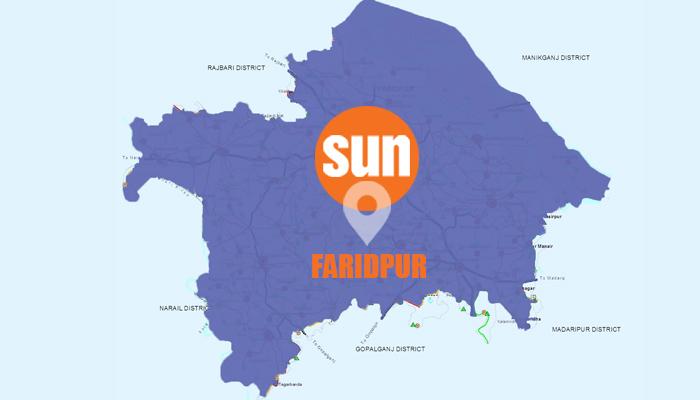 Man killed in Faridpur road mishap