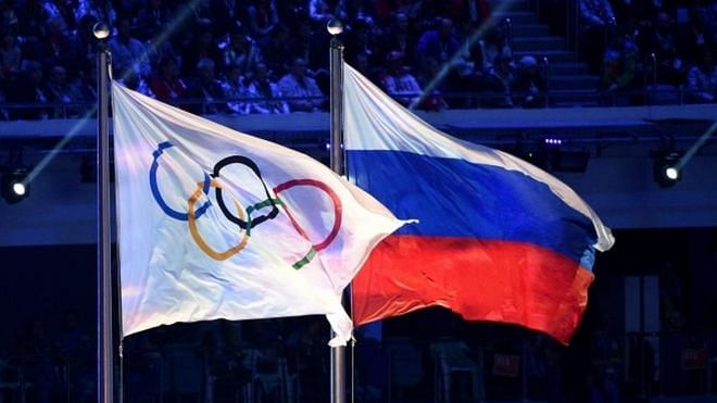 Russia banned from global sports for 4 years over doping