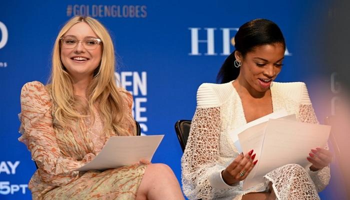 Golden Globes nominations ceremony begins