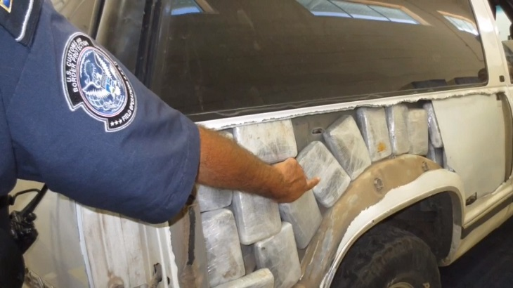 Vehicles with secret compartments popular for drug smuggling