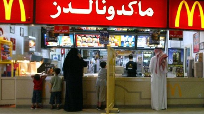 Saudi Arabia ends gender-segregated entrances in restaurants
