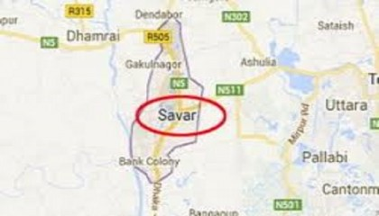 Fruit trader shot, Tk 3 lakh snatched in Savar