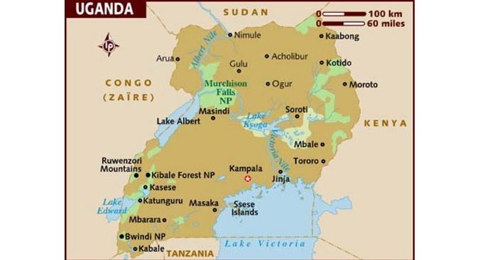 Death toll in western Uganda flash floods rises to 17