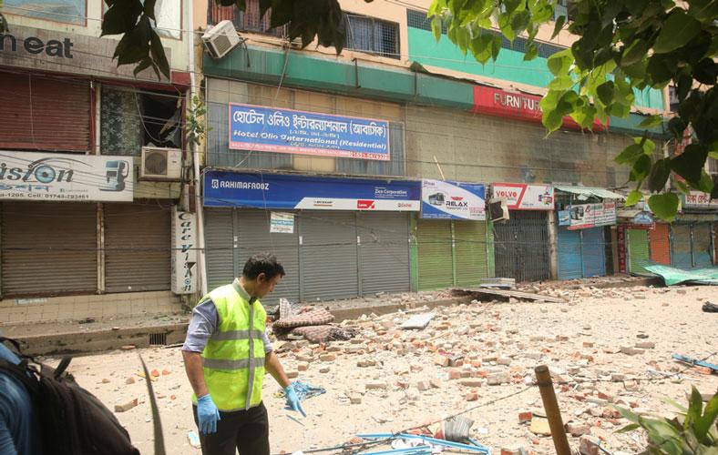 Hotel Olio blast: 14 militants chargesheeted