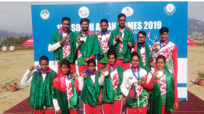 Gold-winning archers to get warm reception upon return Wednesday